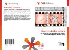 Mary Hardy (Comedian) kitap kapağı
