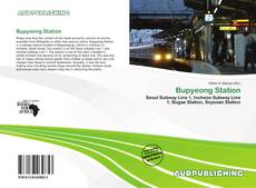 Bookcover of Bupyeong Station