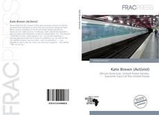 Capa do livro de Kate Brown (Activist)