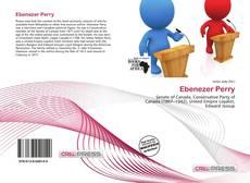 Capa do livro de Ebenezer Perry