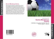 Capa do livro de Eurico Mendonça Caires