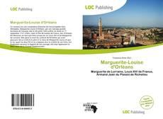 Capa do livro de Marguerite-Louise d'Orléans