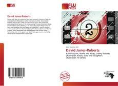 Bookcover of David Jones-Roberts