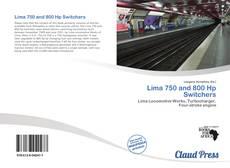 Borítókép a  Lima 750 and 800 Hp Switchers - hoz