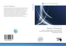 Héctor Villanueva kitap kapağı