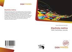 Elachista melina的封面