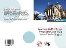 Bookcover of Lawrence Geoffrey Power