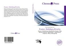 Buchcover von France–Habsburg Rivalry