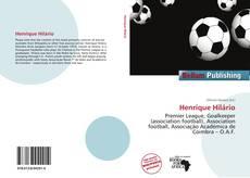 Henrique Hilário kitap kapağı