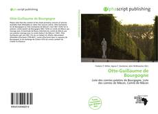 Capa do livro de Otte-Guillaume de Bourgogne