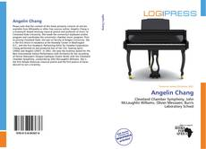 Bookcover of Angelin Chang