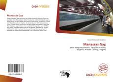 Couverture de Manassas Gap