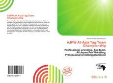 AJPW All Asia Tag Team Championship的封面