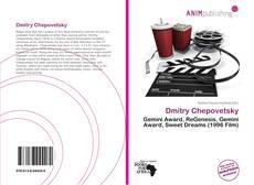 Bookcover of Dmitry Chepovetsky