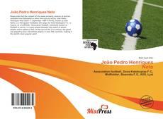 Couverture de João Pedro Henriques Neto