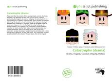 Bookcover of Catastrophe (drama)