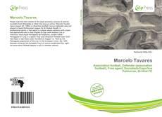 Capa do livro de Marcelo Tavares