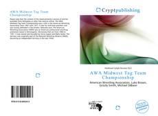 AWA Midwest Tag Team Championship的封面