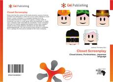 Bookcover of Closet Screenplay