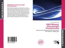 AWA Midwest Heavyweight Championship的封面