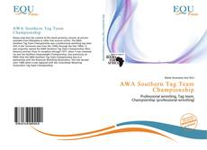 Bookcover of AWA Southern Tag Team Championship