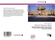 Daniel Aloysius Riley kitap kapağı