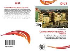 Capa do livro de Carmen Martínez-Bordiú y Franco