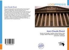 Couverture de Jean-Claude Rivest
