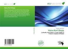 Copertina di Hans-Karl Stepp
