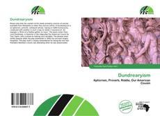 Capa do livro de Dundrearyism