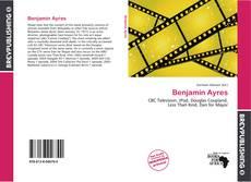 Capa do livro de Benjamin Ayres