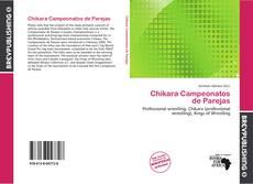 Bookcover of Chikara Campeonatos de Parejas