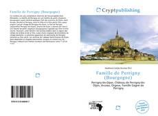 Capa do livro de Famille de Perrigny (Bourgogne)