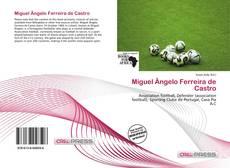 Capa do livro de Miguel Ângelo Ferreira de Castro