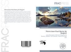 Bookcover of Pierre-Jean-Paul Berny de Nogent