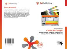 Bookcover of Caitlin McDougall