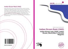 Bookcover of Indian Ocean Raid (1942)