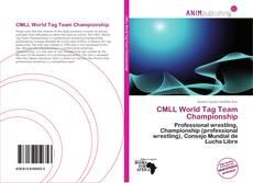 CMLL World Tag Team Championship的封面