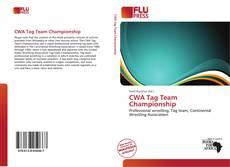 Couverture de CWA Tag Team Championship