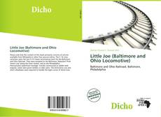 Borítókép a  Little Joe (Baltimore and Ohio Locomotive) - hoz