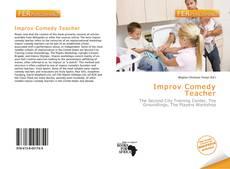 Bookcover of Improv Comedy Teacher