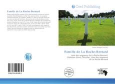 Famille de La Roche-Bernard kitap kapağı