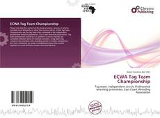 ECWA Tag Team Championship的封面