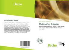 Buchcover von Christopher C. Augur