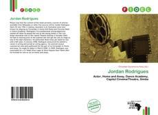 Capa do livro de Jordan Rodrigues