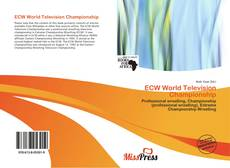 Capa do livro de ECW World Television Championship