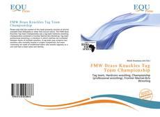 FMW Brass Knuckles Tag Team Championship的封面