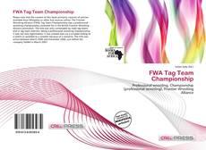 Copertina di FWA Tag Team Championship