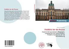 Portada del libro de Frédéric Ier de Prusse