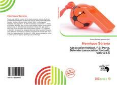 Henrique Sereno kitap kapağı